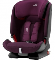 Britax Roemer Advansafix IV M, Burgundy Red