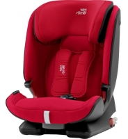 Britax Roemer Advansafix IV M, Fire Red