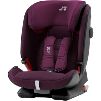 Britax Roemer Advansafix IV R, Burgundy Red