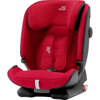 Britax Roemer Advansafix IV R, Fire Red