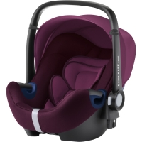 Britax Roemer Baby-Safe2 i-Size, Burgundy Red