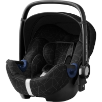 Britax Roemer Baby-Safe2 i-Size, Crystal Black