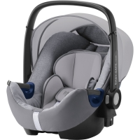 Britax Roemer Baby-Safe2 i-Size, Grey Marble