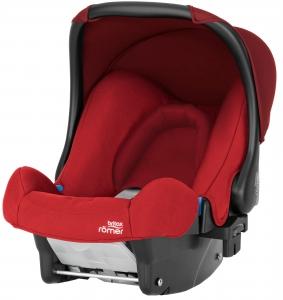 Britax Roemer BABY-SAFE plus, Flame Red. Детская люлька переноска, группа 0+ (0 - 13 кг) купить в СПб.