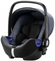 Britax Roemer Baby-Safe i-Size, Blue Marble