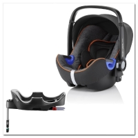 Britax Roemer Baby-Safe i-Size+ база Flex, Black Marble