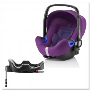 Baby-Safe i-Size+ база Flex, Mineral Purple