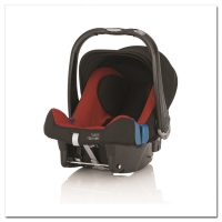 Britax Roemer Baby-Safe plus II SHR, Chili Pepper