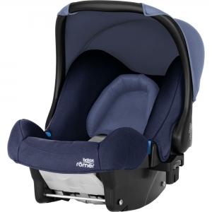 Britax Roemer BABY-SAFE plus, Moonlight Blue. Детская люлька переноска, группа 0+ (0 - 13 кг) купить в СПб.