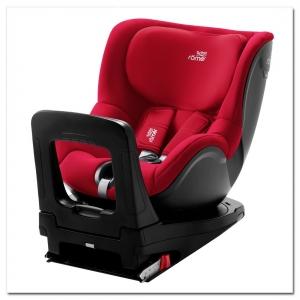 Britax Roemer Dualfix M i-Size, Fire Red