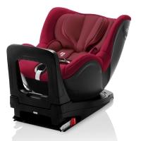 Britax Roemer Dualfix i-Size, Flame Red