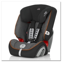 Britax Roemer Evolva 1-2-3 plus, Black Marble