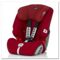 Britax Roemer Evolva 1-2-3 plus, Flame Red