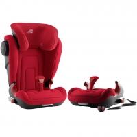 Britax Roemer KIDFIX 2 S, Fire Red