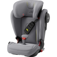 Britax Roemer KIDFIX III S, Cool Flow- Silver Special