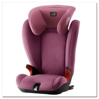 Britax Roemer KIDFIX SL, Wine Rose, Black Series