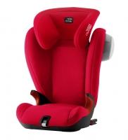 Britax Roemer KIDFIX SL SICT, Fire Red, Black Series