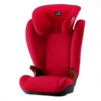 Britax Roemer KID II, Fire Red, Black Series