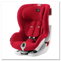Britax Roemer KING II LS, Fire Red