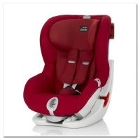 Britax Roemer KING II LS, Flame Red