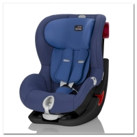 Britax Roemer KING II LS, Ocean Blue, Black Series