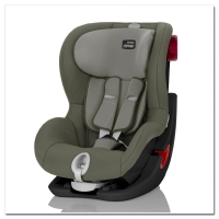 Britax Roemer KING II LS, Olive Green, Black Series