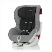 Britax Roemer KING II LS, Steel Grey