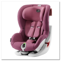 Britax Roemer KING II LS, Wine Rose