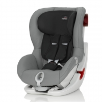 Britax Roemer KING II, Steel Grey