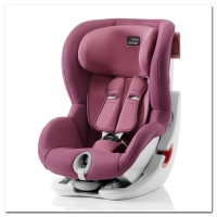 Britax Roemer KING II, Wine Rose