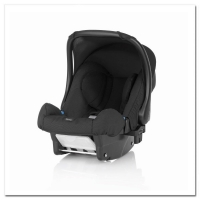 Britax Roemer BABY-SAFE plus, Black Thunder