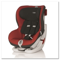 Britax Roemer KING II LS, Chili Pepper