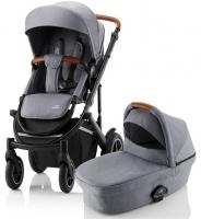 Детская коляска 2-в-1 Britax Roemer Smile III, Frost Grey
