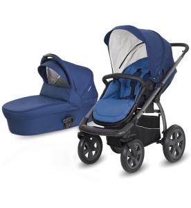 Детская коляска 2 в 1 X-Lander X-Move, Night Blue