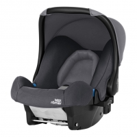 Britax Roemer BABY-SAFE plus, Storm Grey