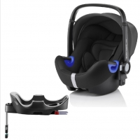 Britax Roemer Baby-Safe i-Size+ база Flex, Cosmos Black