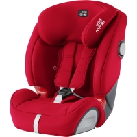 Britax Roemer Evolva 1-2-3 SL SICT, Fire Red
