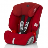 Britax Roemer Evolva 1-2-3, Flame Red