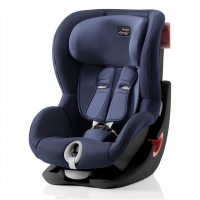 Britax Roemer KING II, Moonlight Blue, Black Series