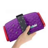 Бустер автомобильный Mifold- the Grab-and-Go Booster seat/Royal Purple, фиолетовый