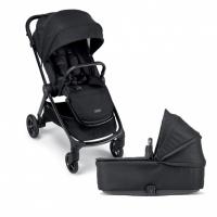 Детская коляска Mamas&Papas Strada, Carbon (2 в 1)
