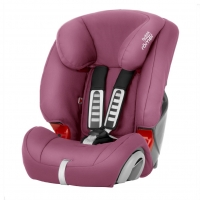 Britax Roemer Evolva 1-2-3, Wine Rose